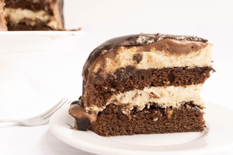 slice of torta setteveli cake