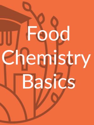 food chemistry basics