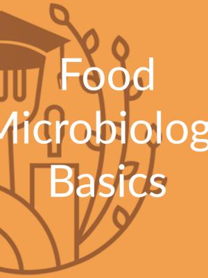 food microbiology basics